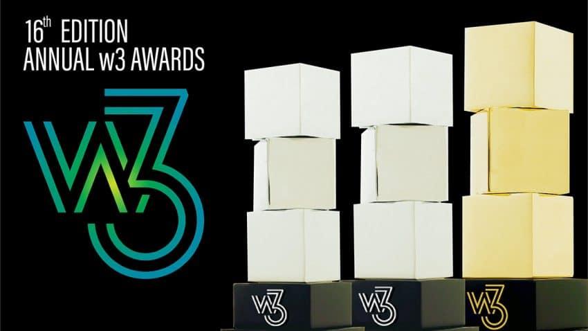 Parnaso logra 1 oro y 2 platas en los W3 Awards por las webs Wow Eats, Cartuja Center Cite y DVP Solar