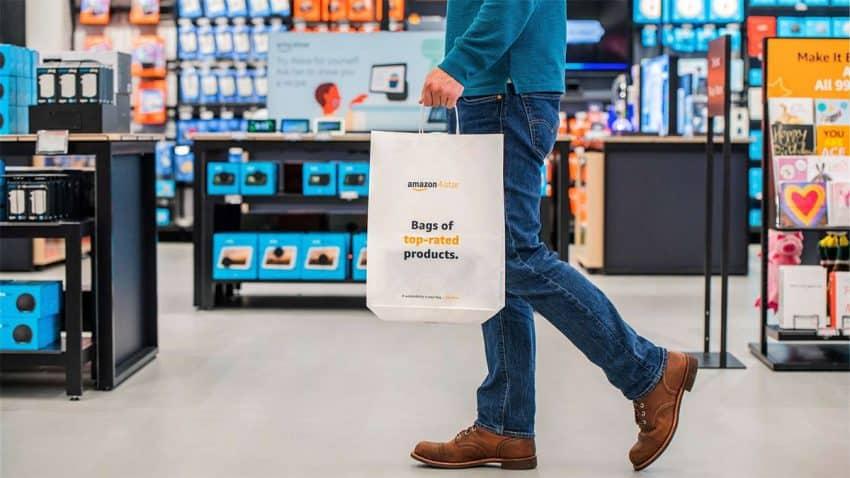 Amazon levanta la persiana de su primera tienda 4-star en tierras europeas