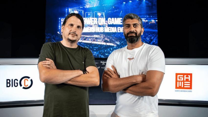 Big C y Gamers Hub crean el mayor grupo de esports de Europa
