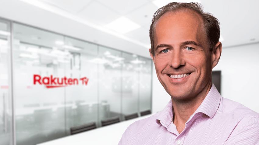 Cédric Dufour ocupará el puesto de Jacinto Roca como CEO de Rakuten TV