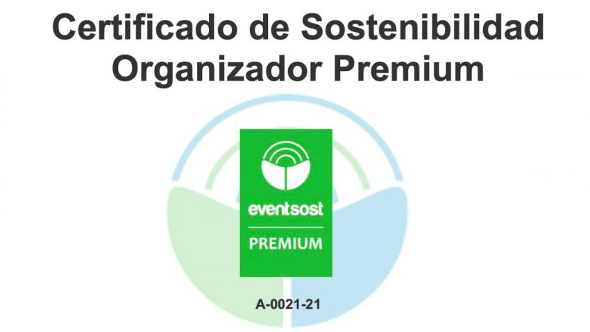 MKTG Spain premiada por la organización de eventos más sostenibles