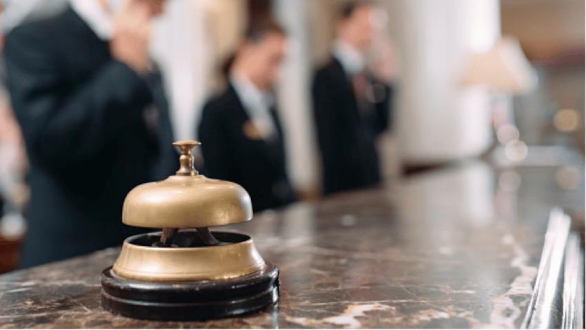 La evolución tecnológica de la recepción de hotel
