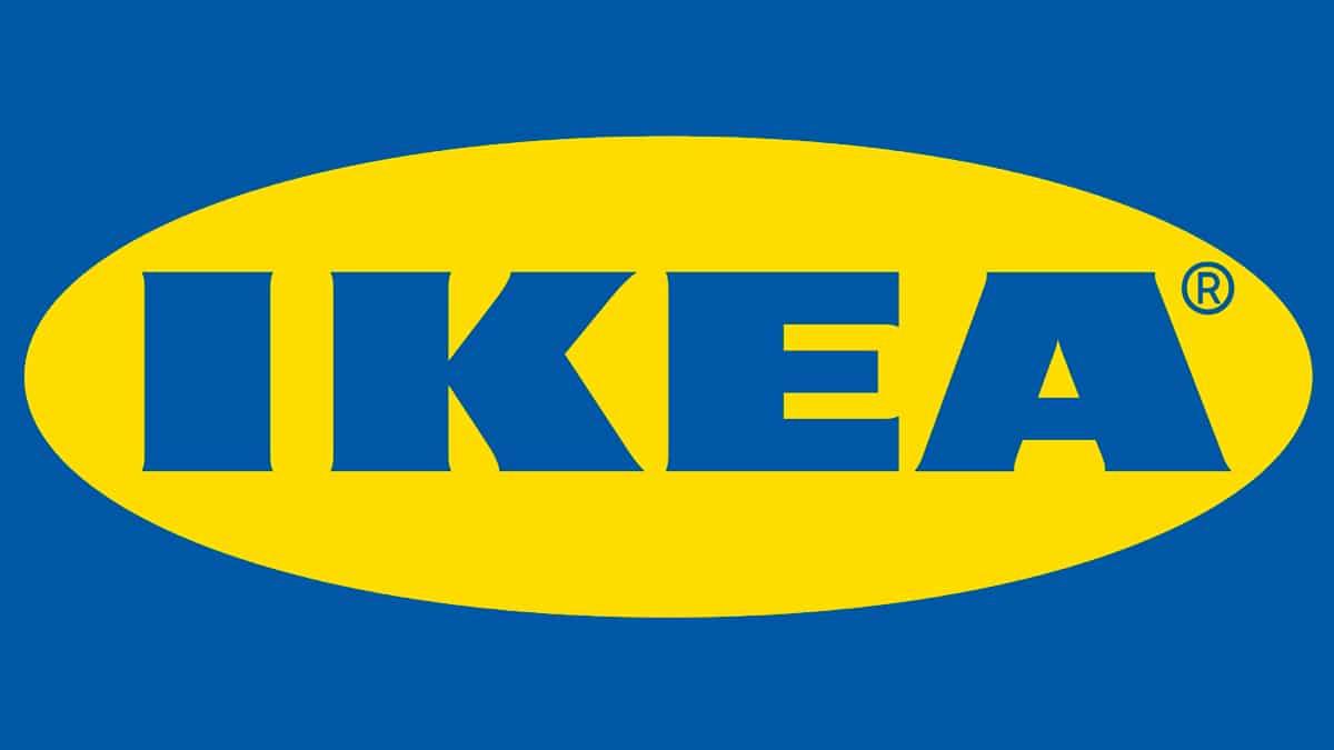 Tipografía logo Ikea