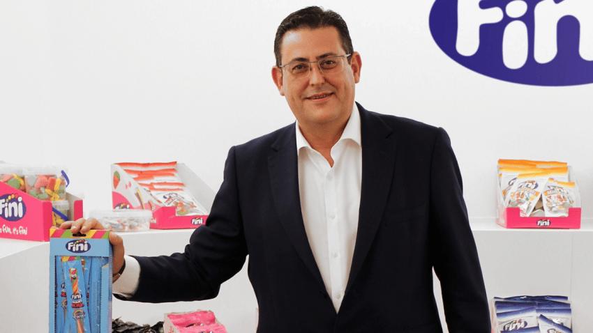 José Vicente Bermúdez es el nuevo Director General de Fini Golosinas