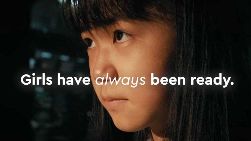 El mundo es el que tiene que prepararse para las niñas en este emotivo anuncio de LEGO