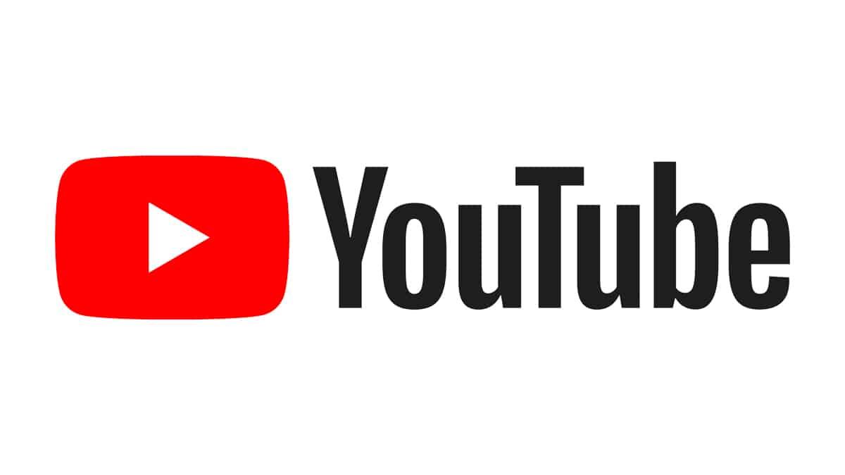 Tipografía youtube