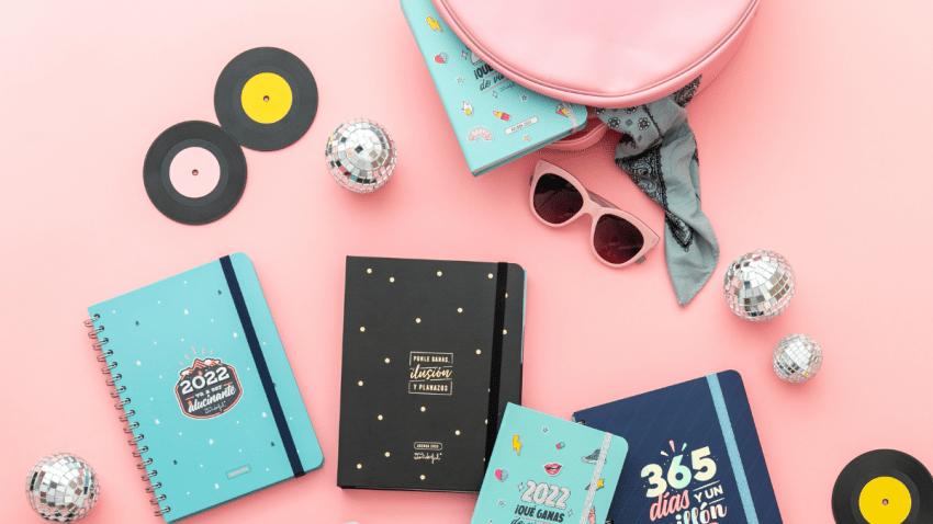 Mr. Wonderful ofrece nuevos diseños en su Agenda Anual y Calendarios para empezar el año por todo lo alto