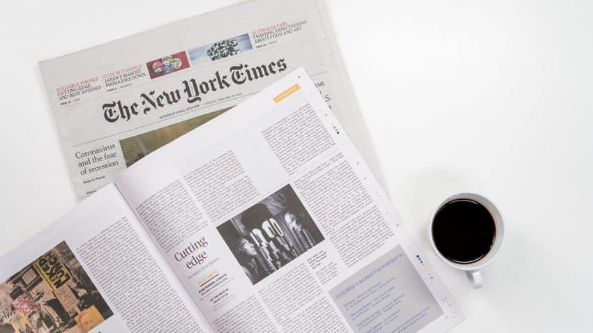 ¿Cómo puede aparecer mi empresa o mi persona en periódicos?