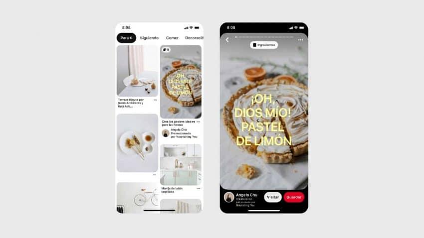 Pinterest lanza funciones de compra para mantener viva la inspiración de los usuarios