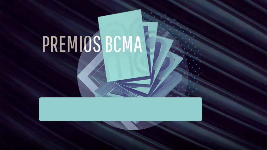 Abierto el plazo de inscripción para los Premios BCMA 2021