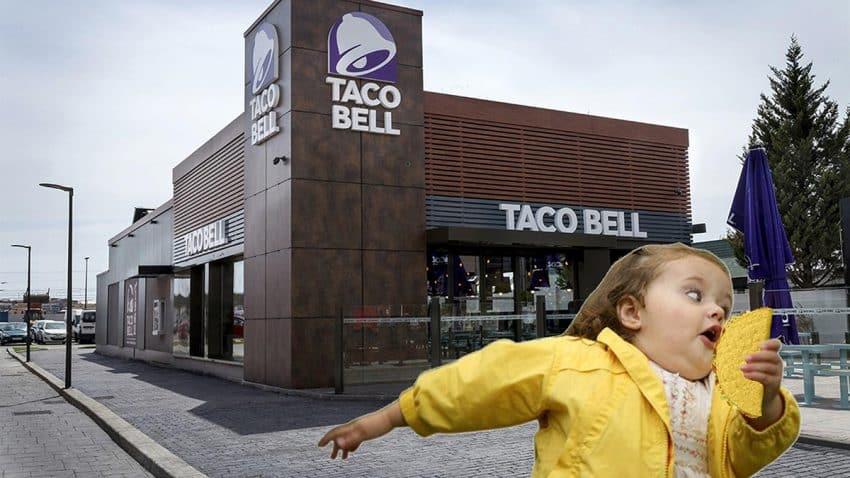 Taco Bell España pide perdón por romper internet
