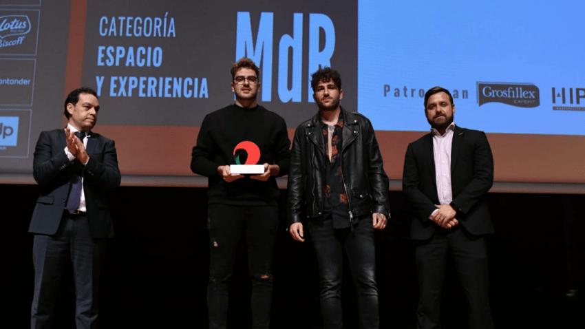 La cadena valenciana fue la protagonista de la VI Edición de los Premios celebrados en el Reina Sofía